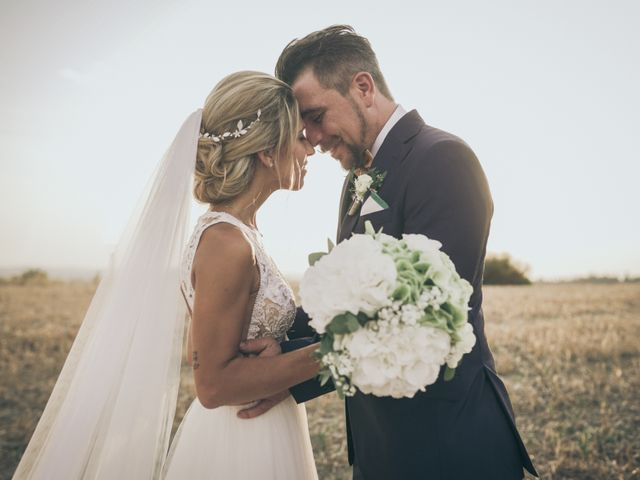 Le nozze di Nicolò e Daiana