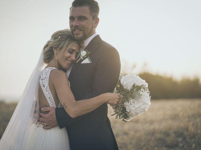 Il matrimonio di Daiana e Nicolò a Empoli, Firenze 8