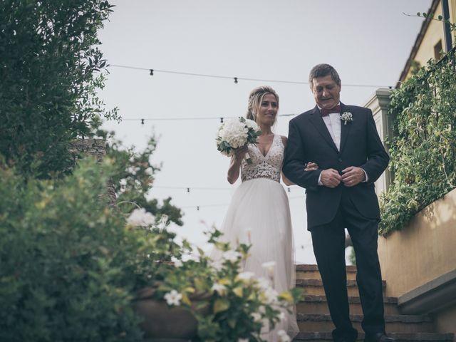 Il matrimonio di Daiana e Nicolò a Empoli, Firenze 9