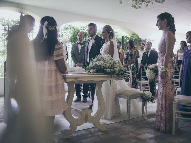 Il matrimonio di Daiana e Nicolò a Empoli, Firenze 12