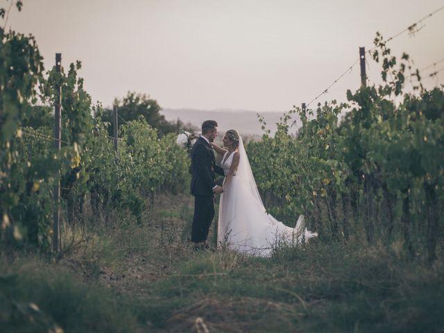 Il matrimonio di Daiana e Nicolò a Empoli, Firenze 13