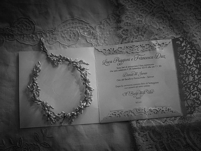 Il matrimonio di Luca e Francesca a Sennori, Sassari 3