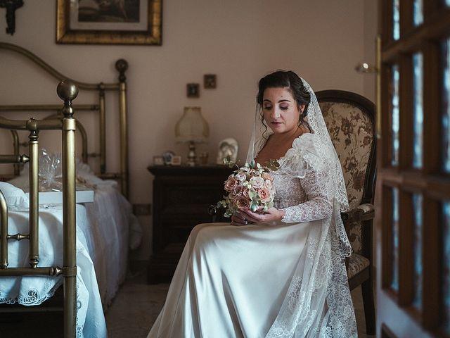 Il matrimonio di Luca e Francesca a Sennori, Sassari 24