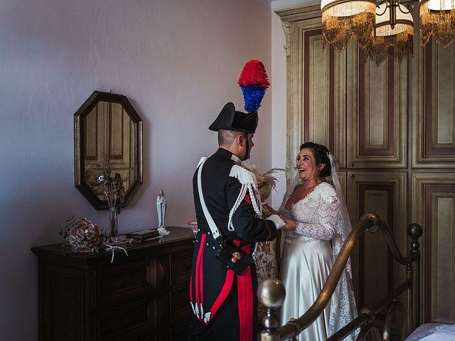 Il matrimonio di Luca e Francesca a Sennori, Sassari 40