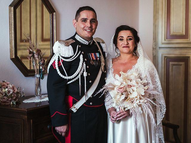 Il matrimonio di Luca e Francesca a Sennori, Sassari 1