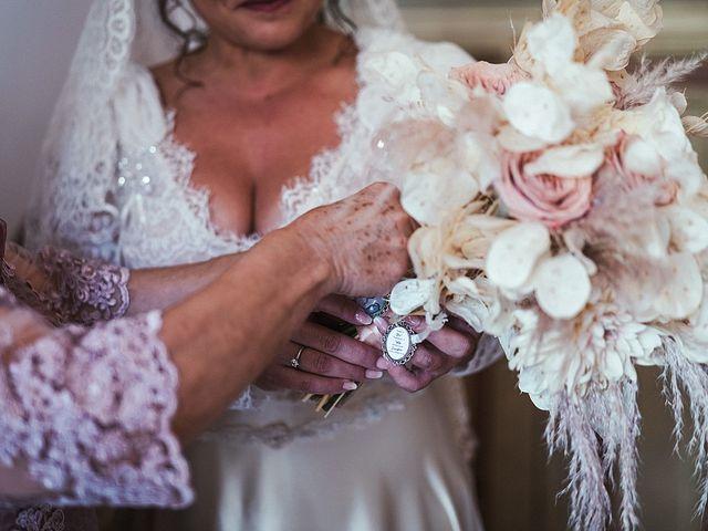 Il matrimonio di Luca e Francesca a Sennori, Sassari 42
