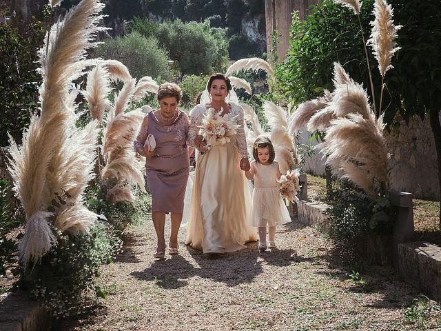 Il matrimonio di Luca e Francesca a Sennori, Sassari 49