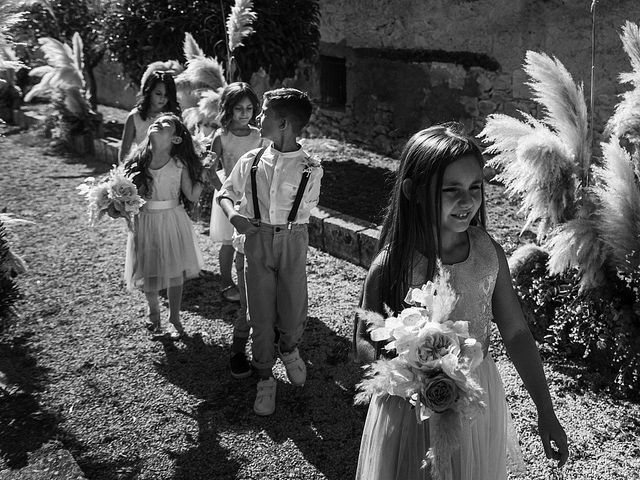 Il matrimonio di Luca e Francesca a Sennori, Sassari 50