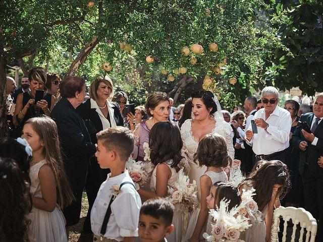 Il matrimonio di Luca e Francesca a Sennori, Sassari 52