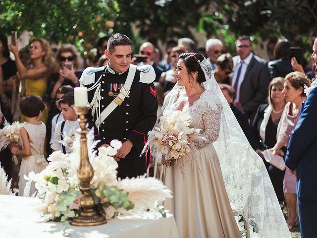 Il matrimonio di Luca e Francesca a Sennori, Sassari 54