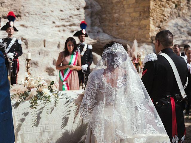 Il matrimonio di Luca e Francesca a Sennori, Sassari 55