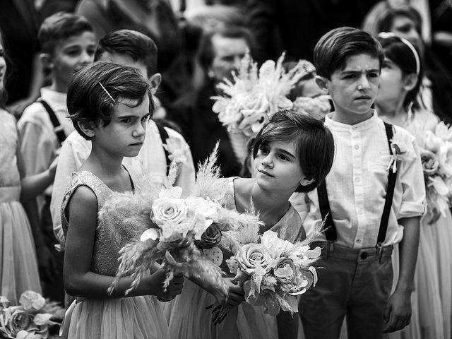 Il matrimonio di Luca e Francesca a Sennori, Sassari 57