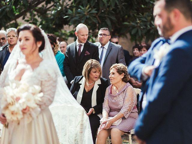 Il matrimonio di Luca e Francesca a Sennori, Sassari 58