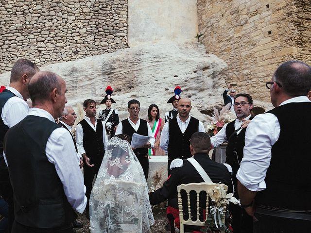 Il matrimonio di Luca e Francesca a Sennori, Sassari 62