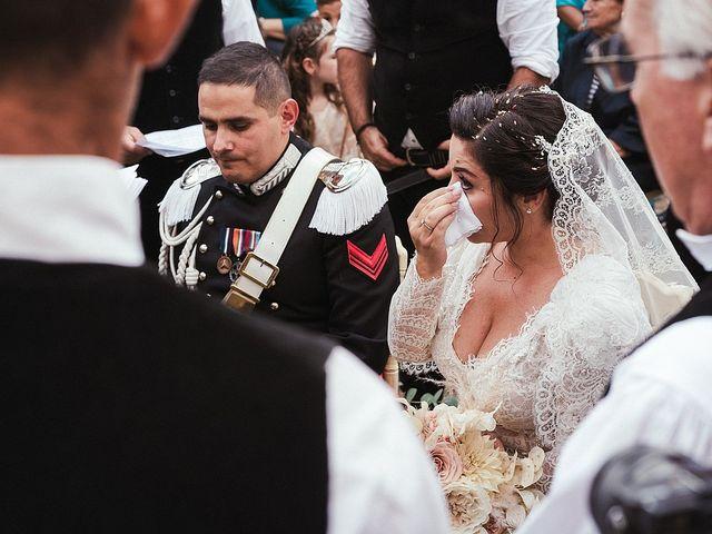 Il matrimonio di Luca e Francesca a Sennori, Sassari 63