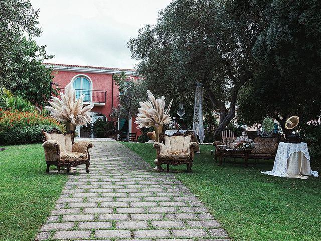 Il matrimonio di Luca e Francesca a Sennori, Sassari 76