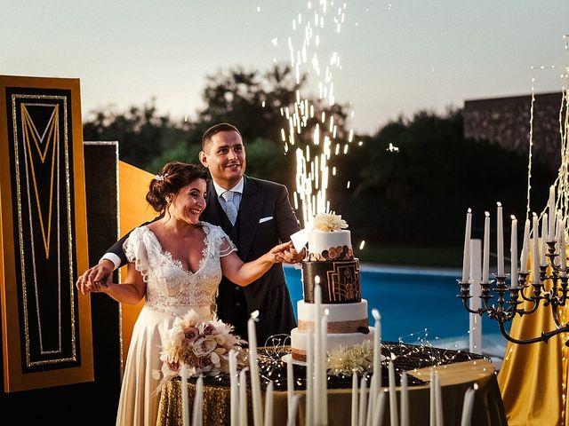 Il matrimonio di Luca e Francesca a Sennori, Sassari 102