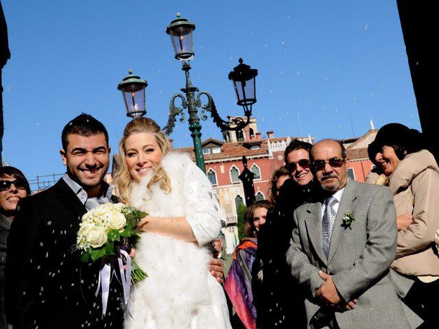Il matrimonio di Bernard e Cristine a Venezia, Venezia 3