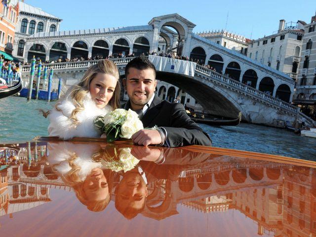 Il matrimonio di Bernard e Cristine a Venezia, Venezia 4