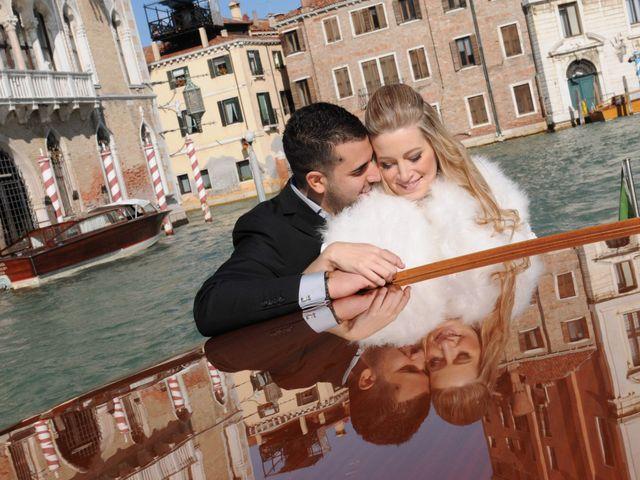 Il matrimonio di Bernard e Cristine a Venezia, Venezia 7