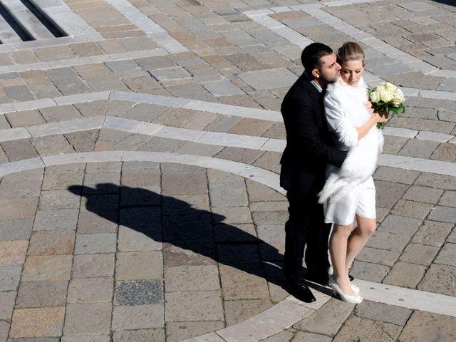 Il matrimonio di Bernard e Cristine a Venezia, Venezia 8