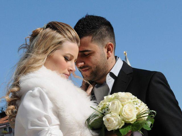 Il matrimonio di Bernard e Cristine a Venezia, Venezia 9