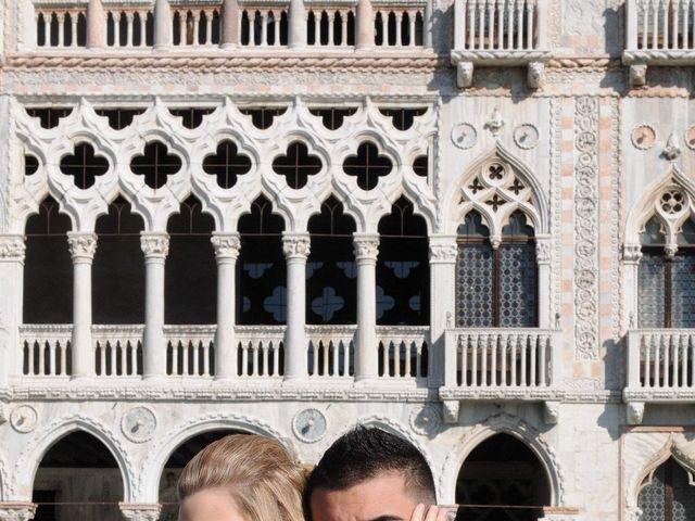 Il matrimonio di Bernard e Cristine a Venezia, Venezia 11