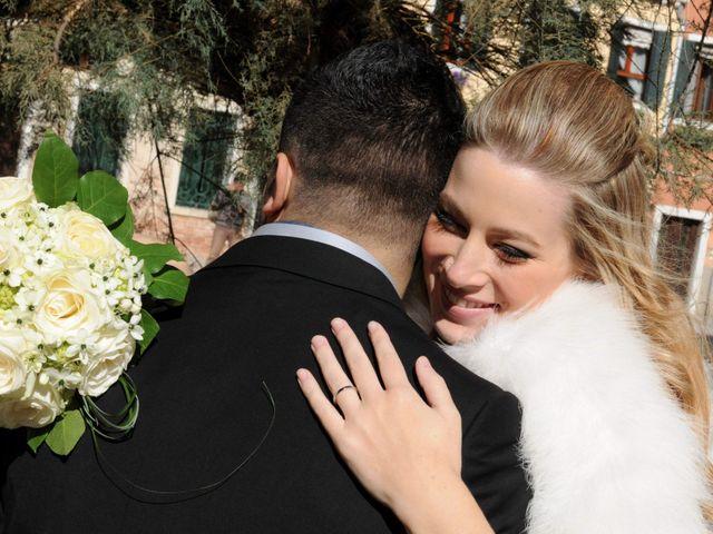 Il matrimonio di Bernard e Cristine a Venezia, Venezia 12