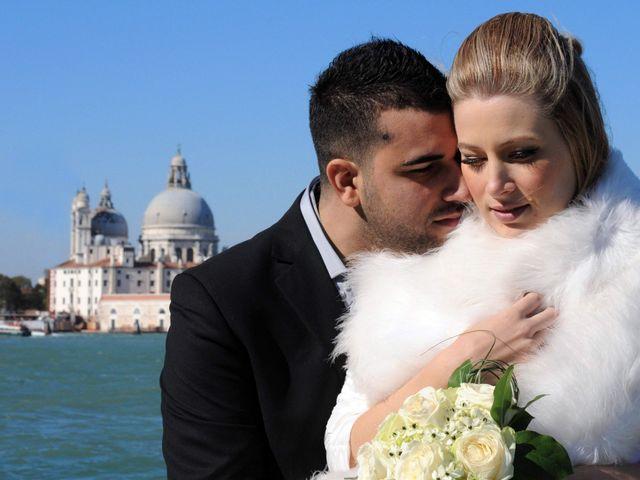 Il matrimonio di Bernard e Cristine a Venezia, Venezia 2