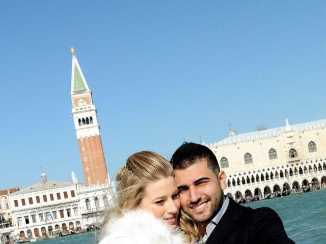 Il matrimonio di Bernard e Cristine a Venezia, Venezia 14