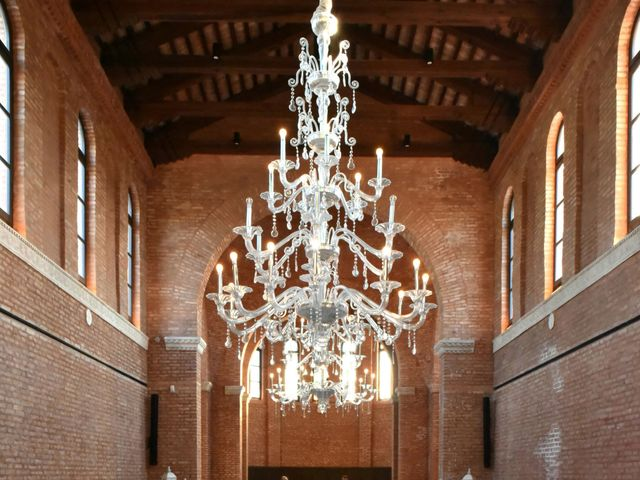 Il matrimonio di Bernard e Cristine a Venezia, Venezia 25