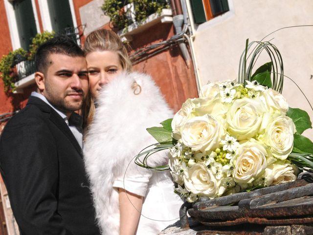 Il matrimonio di Bernard e Cristine a Venezia, Venezia 30