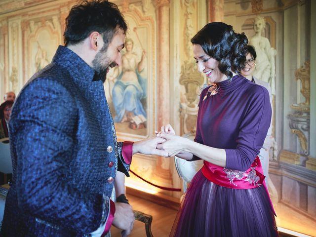 Il matrimonio di Debora e Michele a Perugia, Perugia 36