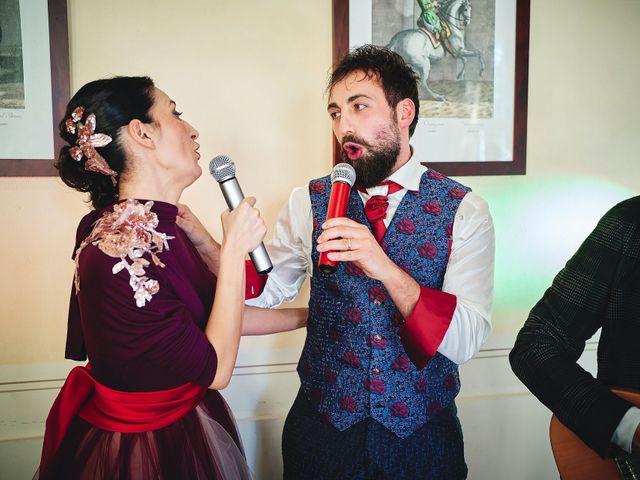 Il matrimonio di Debora e Michele a Perugia, Perugia 52