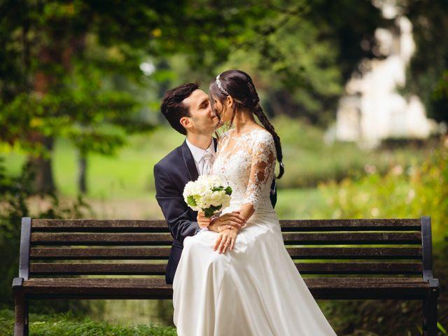 Il matrimonio di Federica e Carlo a Paese, Treviso 12