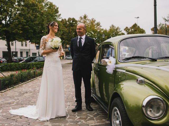 Il matrimonio di Federica e Carlo a Paese, Treviso 16