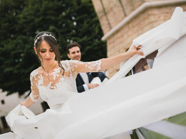 Il matrimonio di Federica e Carlo a Paese, Treviso 1