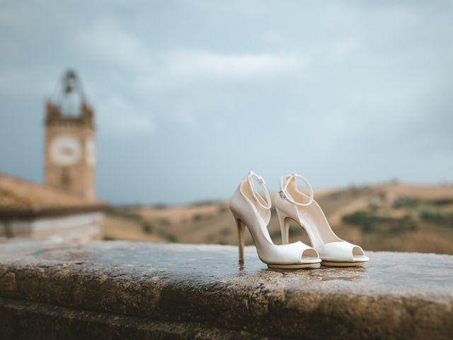 Il matrimonio di Andrea e Simona a Monterado, Ancona 1