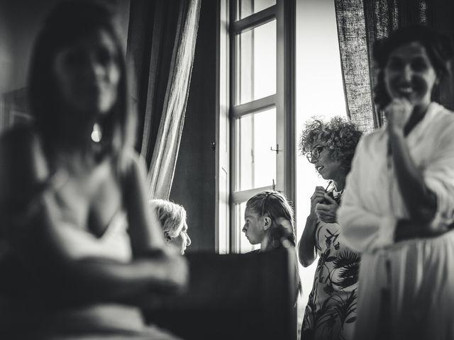 Il matrimonio di Andrea e Simona a Monterado, Ancona 6