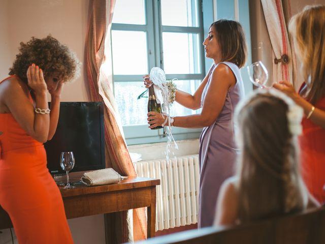 Il matrimonio di Andrea e Simona a Monterado, Ancona 20