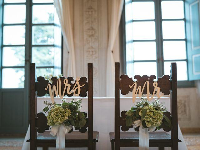 Il matrimonio di Andrea e Simona a Monterado, Ancona 21