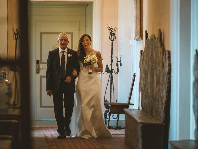 Il matrimonio di Andrea e Simona a Monterado, Ancona 24