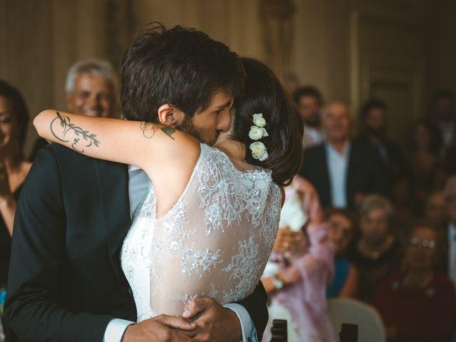 Il matrimonio di Andrea e Simona a Monterado, Ancona 25