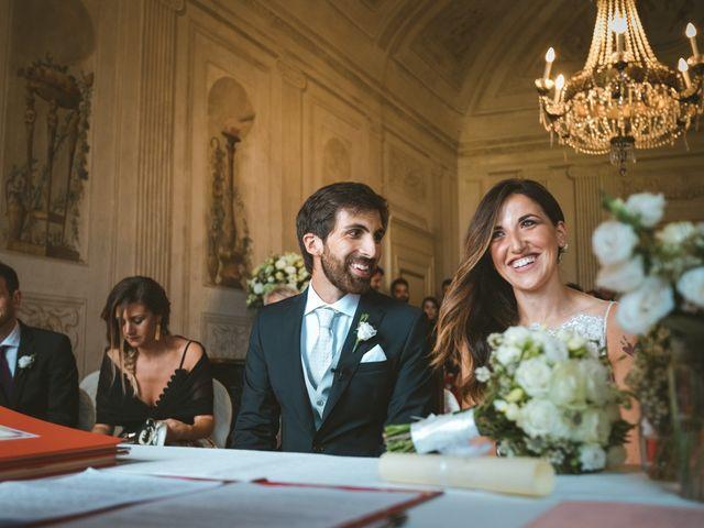 Il matrimonio di Andrea e Simona a Monterado, Ancona 26
