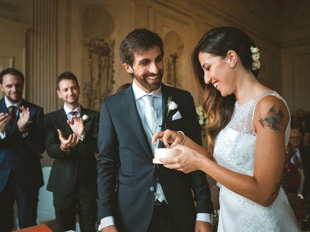 Il matrimonio di Andrea e Simona a Monterado, Ancona 27