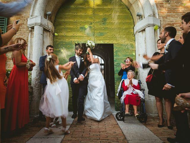 Il matrimonio di Andrea e Simona a Monterado, Ancona 28