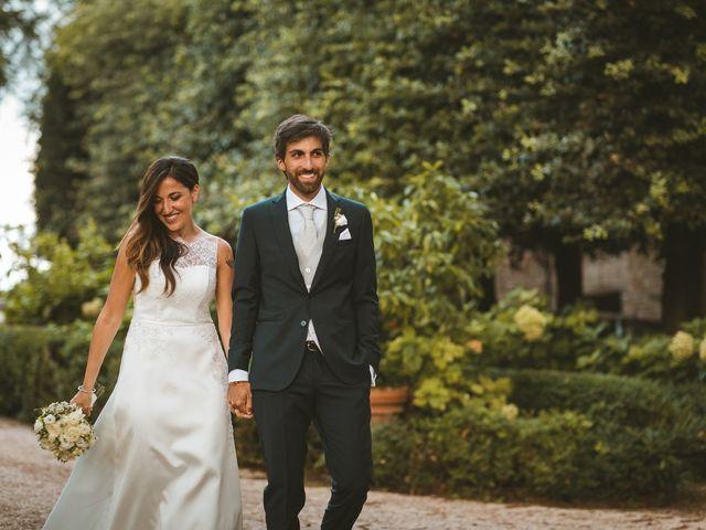 Il matrimonio di Andrea e Simona a Monterado, Ancona 33