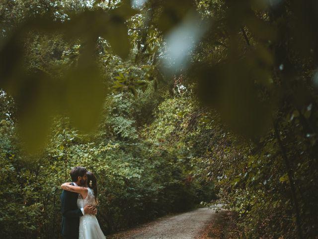 Il matrimonio di Andrea e Simona a Monterado, Ancona 34