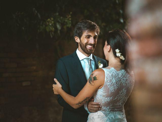 Il matrimonio di Andrea e Simona a Monterado, Ancona 35