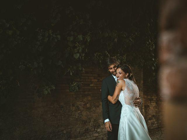 Il matrimonio di Andrea e Simona a Monterado, Ancona 38